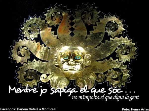 Una Frase en Català - Peru