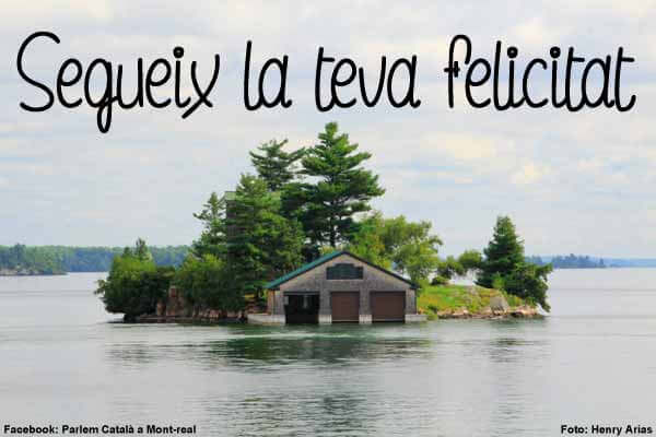 Una Frase en Català - 1000 Islands