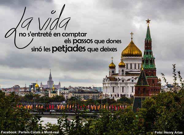 Una Frase en Català - Moscow