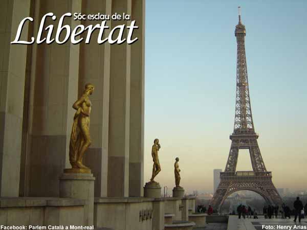 Una Frase en Català - Paris
