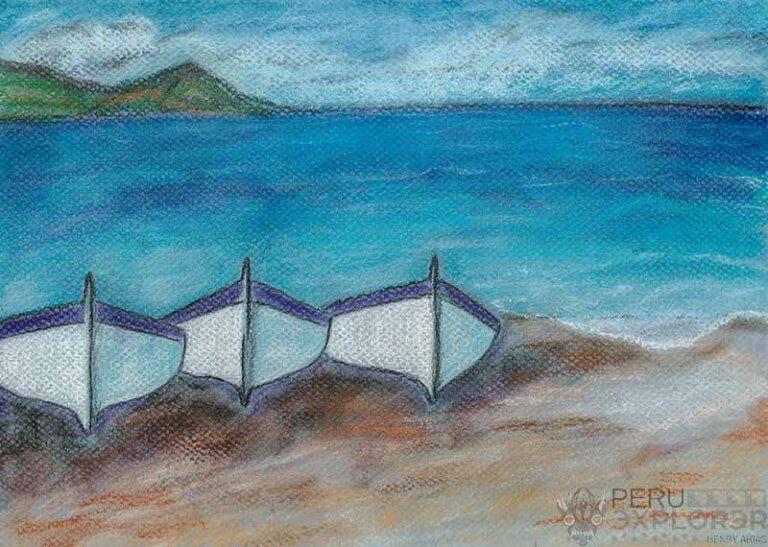 Cadaqués' boats
