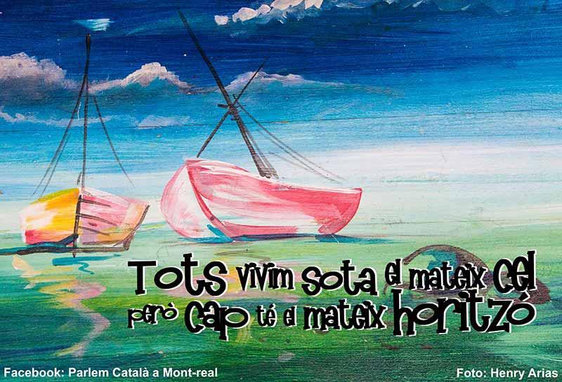 Una Frase en Català - Canaqués