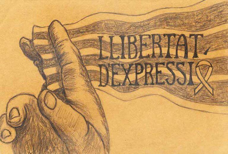 Llibertat d'Expressio a Catalunya